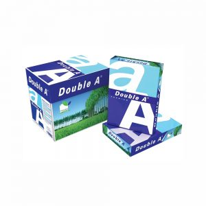Papel Double A 80g A4