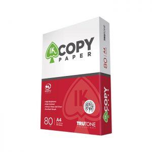 Papel fotocopia IK Copy 80g A4