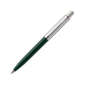 Luxor Star Ball Pen Verde, tinta negra