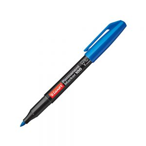 Luxor Permanent Marker 100 Azul