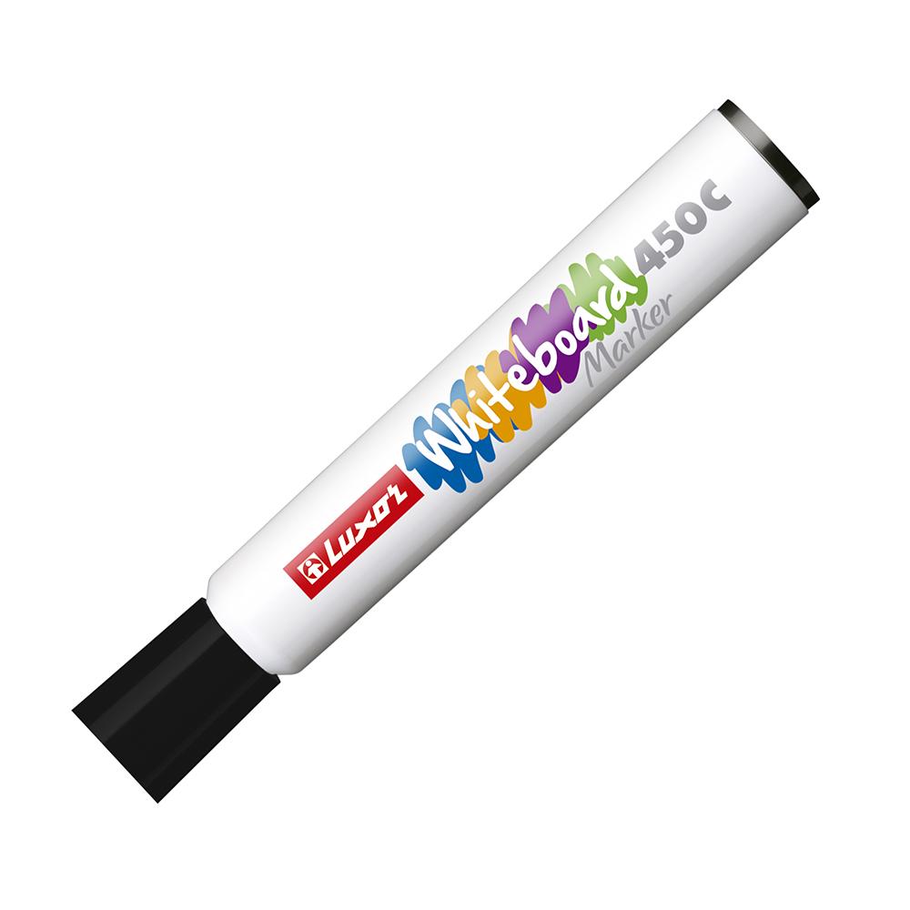 Luxor White Board Marker 450C Negro