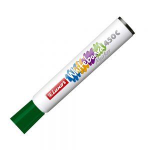 Luxor White Board Marker 450C Verde