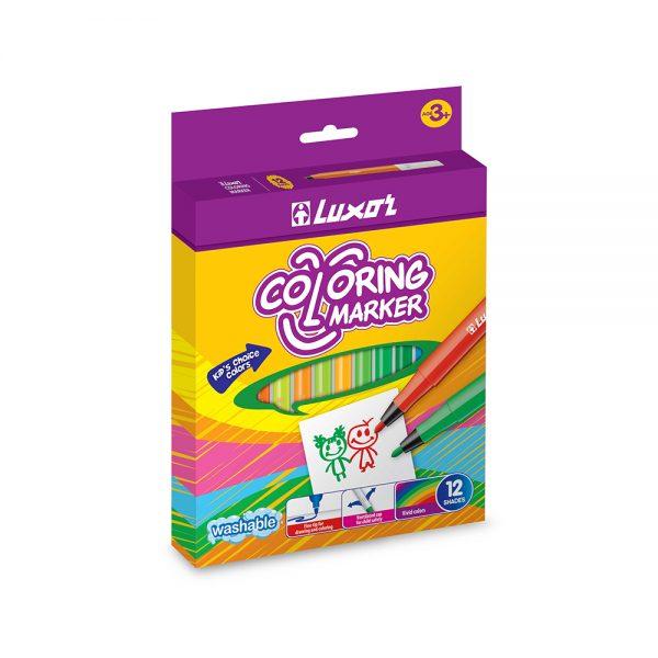Coloring Marker 12 uds surtido