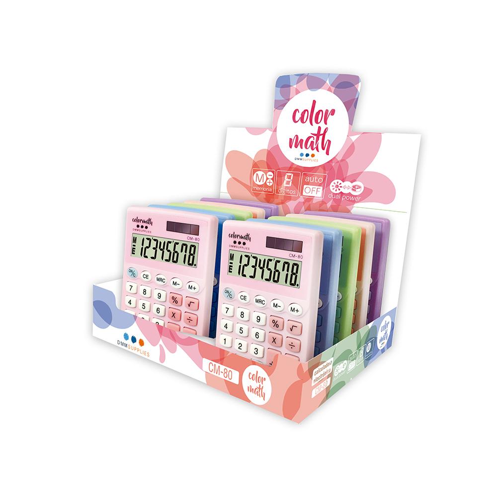 Calculadora Pocket Colormath CM-80