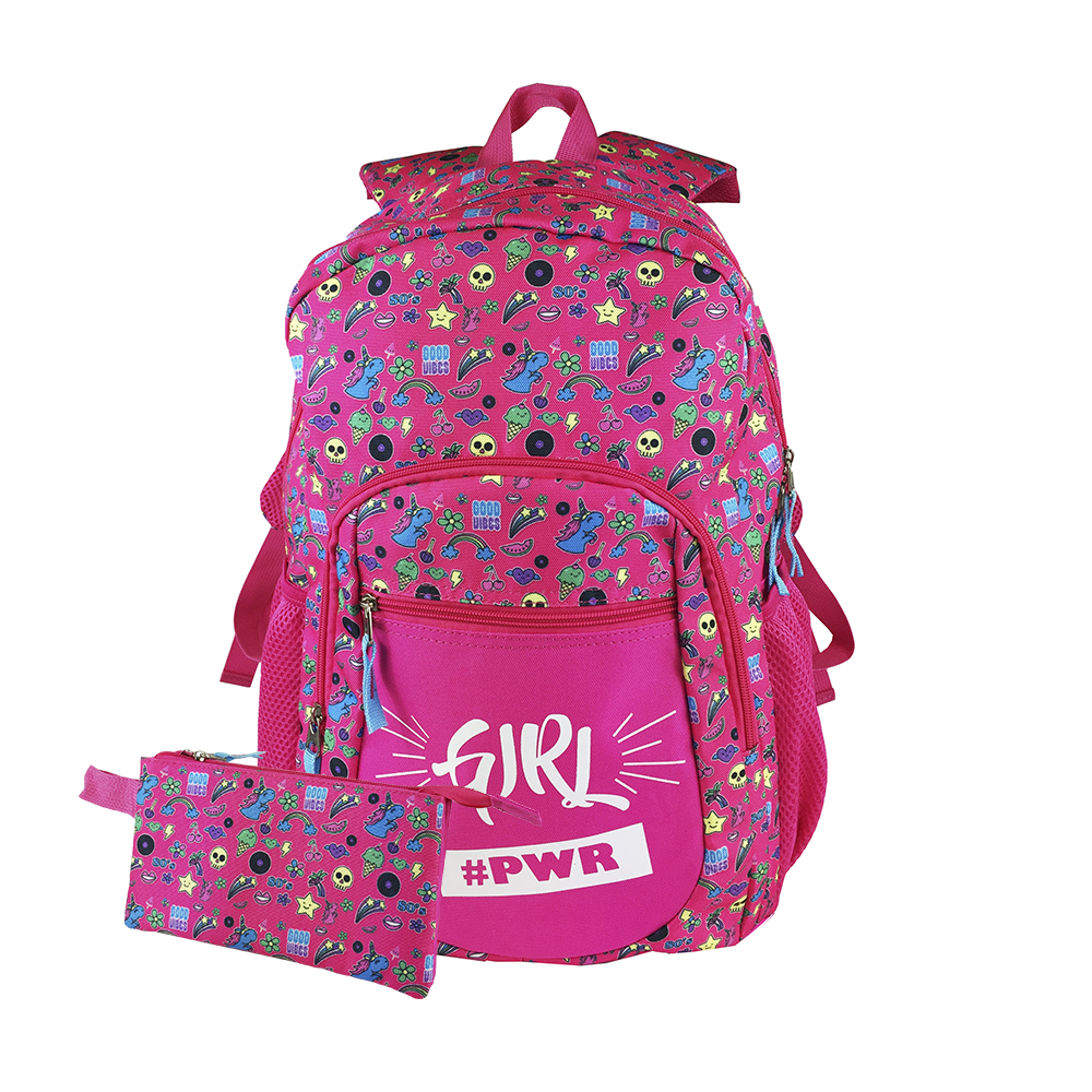 "Mochila ""Girl PWR"""