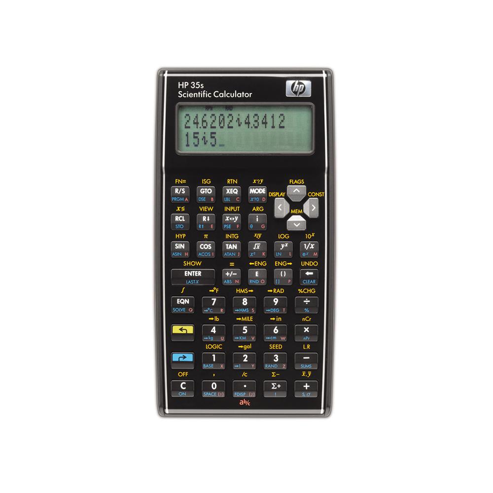 Calculadora CientÍfica HP 35S