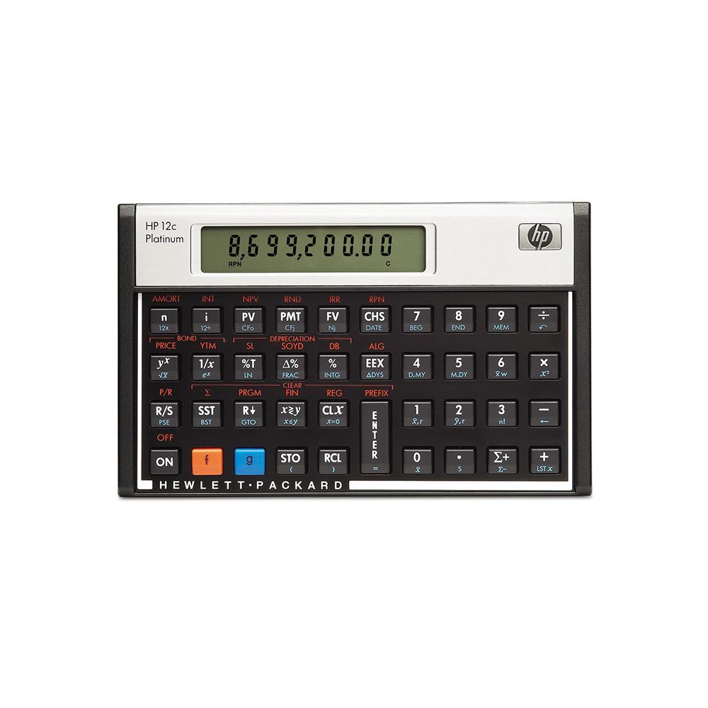 Calculadora Financiera HP 12C Platinium