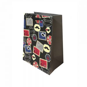 Bolsa Regalo Hipster 210G (M) 18X23X10cm
