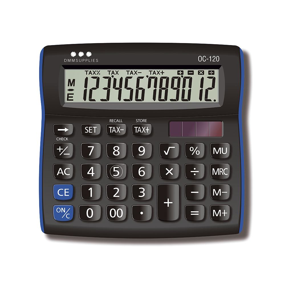 Calculadora de Oficina OC-120