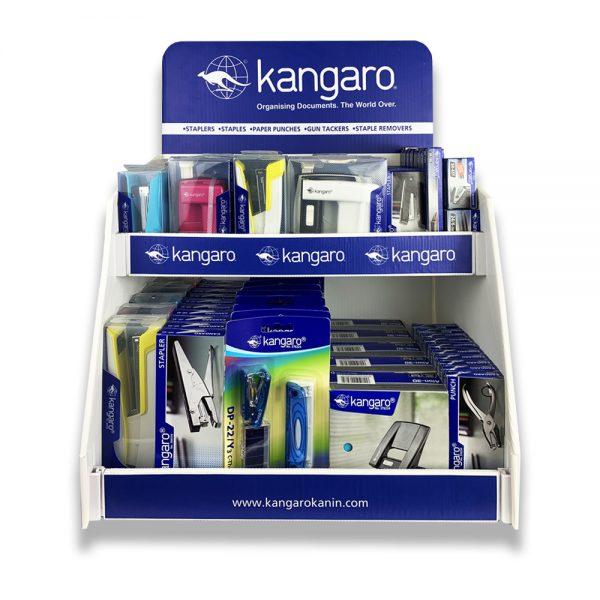 expositor Kangaro multiproducto de oficina